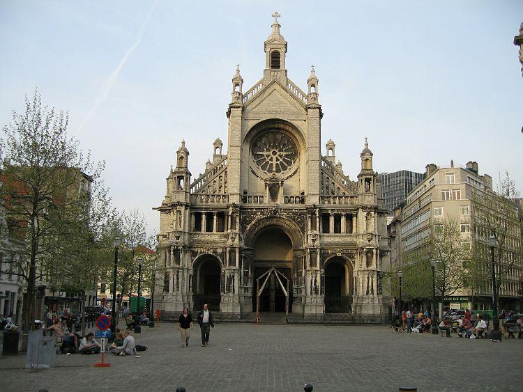 Iglesia de Saint-Catherine