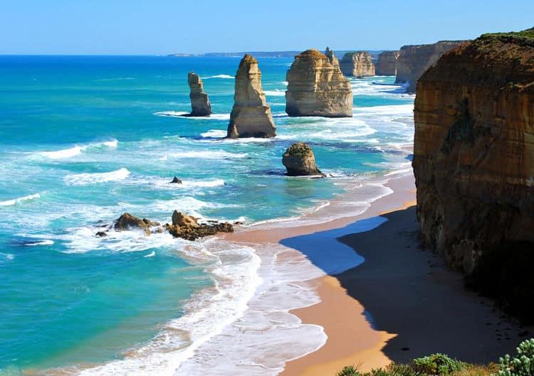 Los 12 Apóstoles en Victoria