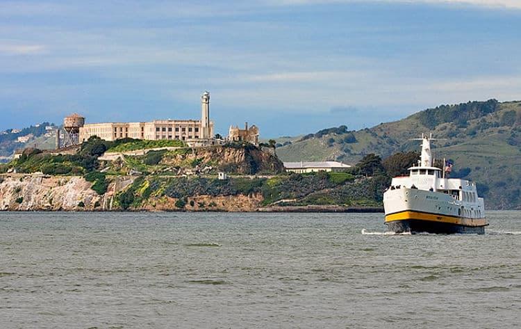 Crucero por Alcatráz