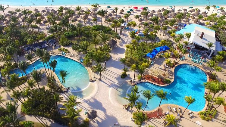 hilton aruba caribbean resort and casino