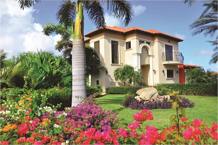Uno de los condominios del Gold Coast Aruba