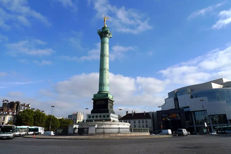 Plaza La Bastilla