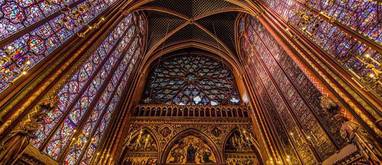 Vitrales de la Sainte-Chapelle