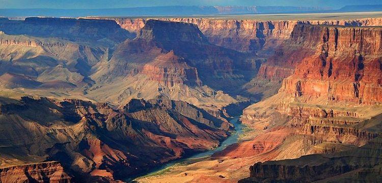 Vista desde el Desert View Point