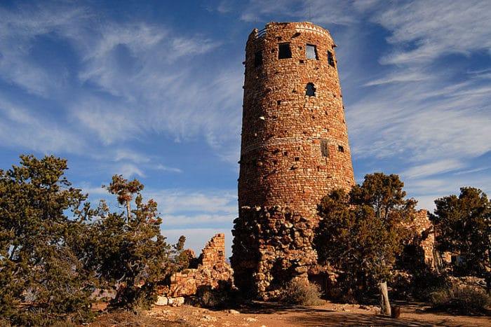 Torre de Observación de Desert View