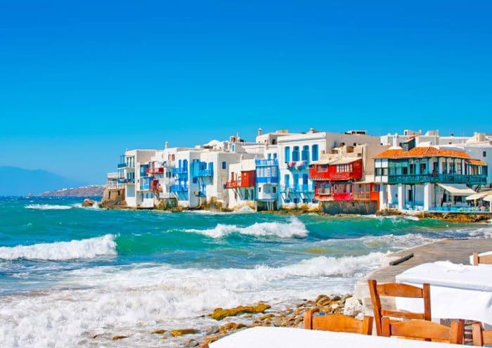 atracciones más populares de Mykonos