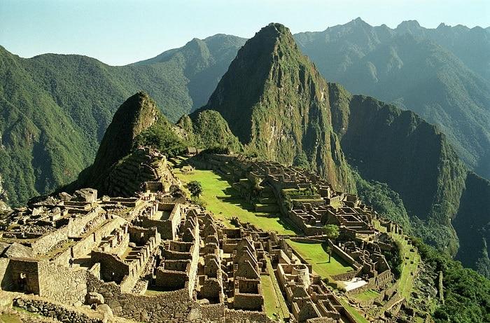 imponentes atracciones turísticas de Perú