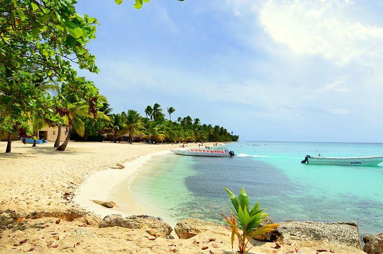 Isla Saona. Parque Nacional del Este