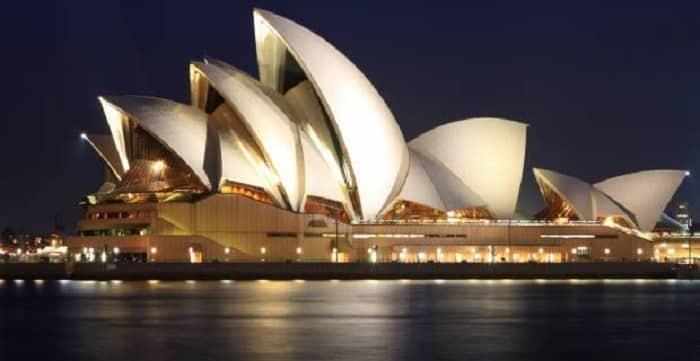 visita las atracciones turísticas en Australia