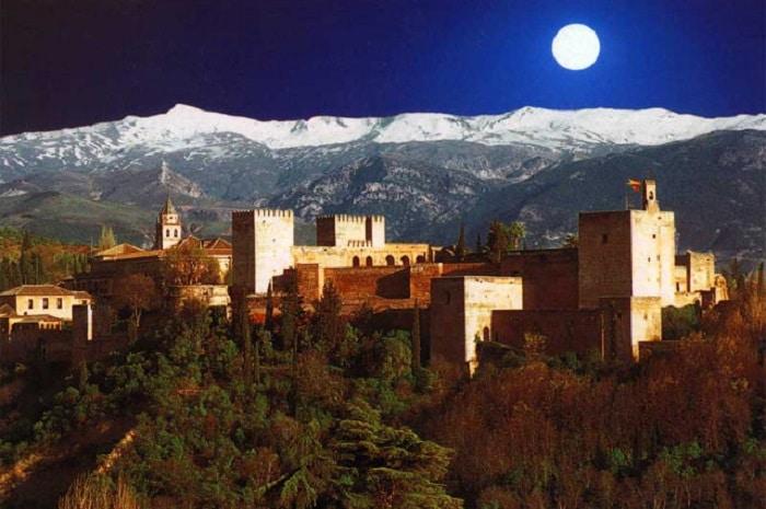 ve a las atracciones turísticas en España