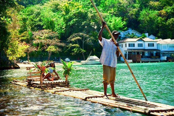 disfruta de las hermosas atracciones turísticas en Jamaica