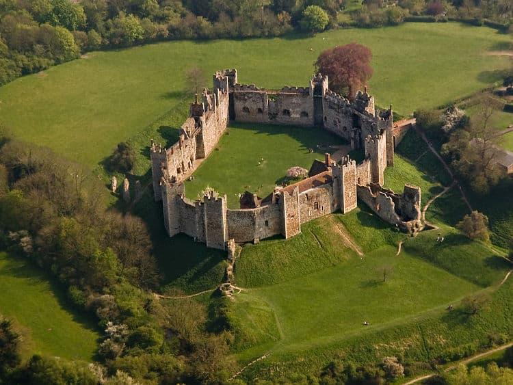 Castillo Framlingham