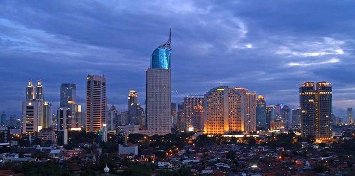 visita los destinos de Indonesia