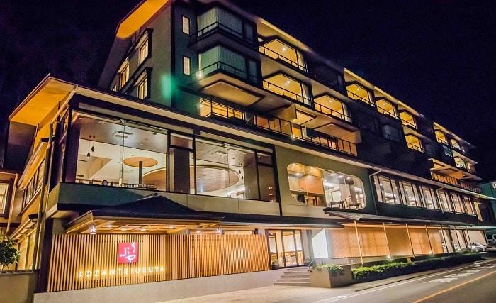estos son los mejores hoteles de Japón