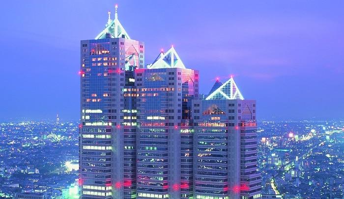 imponente son los mejores hoteles de Japón