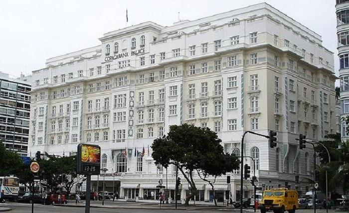 cuales son los mejores hoteles en Brasil