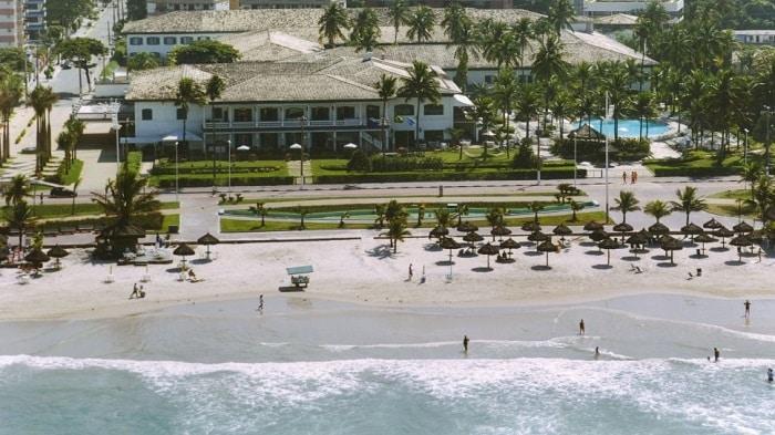 estos son los mejores hoteles en Brasil
