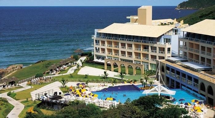 los mejores hoteles en Brasil