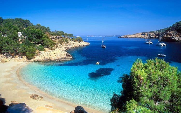 Playas del Mediterránea