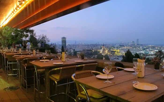 10 de las mejores terrazas de barcelona espa a - Terrazas de barcelona ...