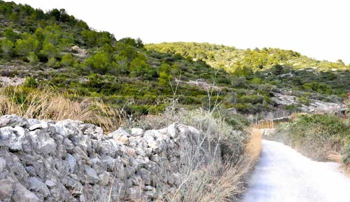 Parque natura del Garraf