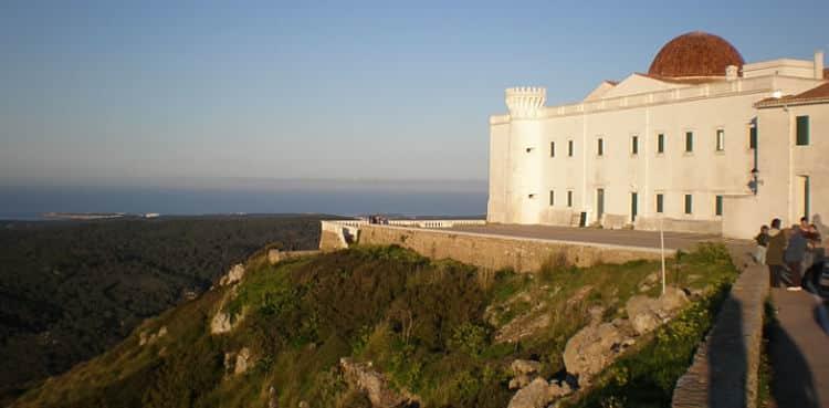 Santuario de la Virgen del Monte Toro