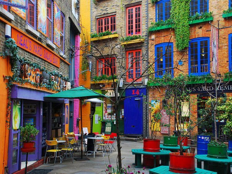 Café El patio de Neal