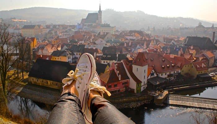 viajar solo por Europa