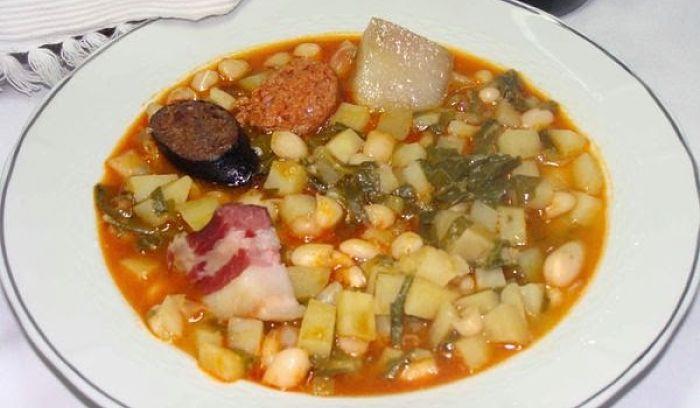 Cocina típica de Asturias
