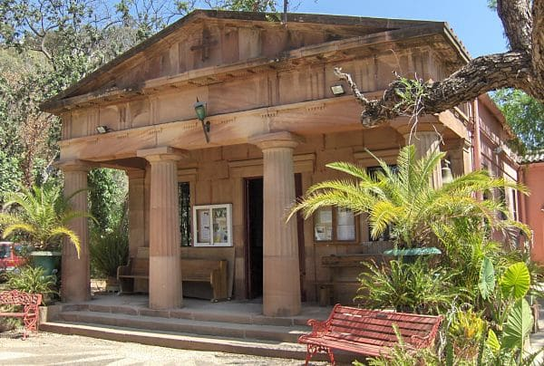 7 monumentos de m laga llenos de historia que debes visitar for Cementerio jardin del mar
