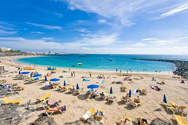 Hotel Bahia Playa Blanca Lanzarote