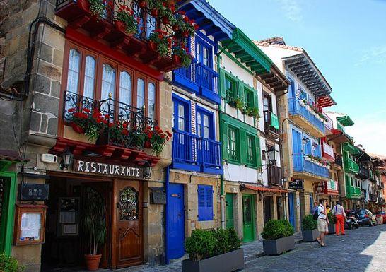 10 pueblos del pa s vasco que nos invitan a visitarlos simplemente hermosos - Arquitectura pais vasco ...