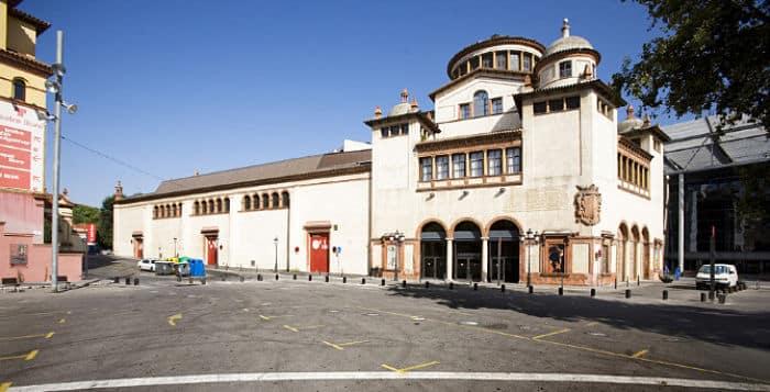 10 teatros de barcelona que todo amante de las artes for El mercat de les glories