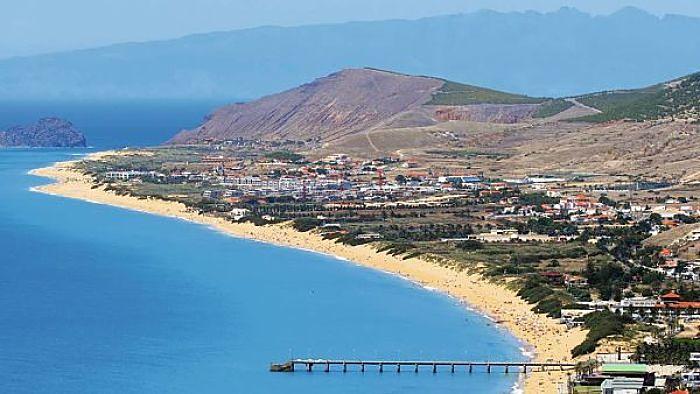 Isla de Porto Santo