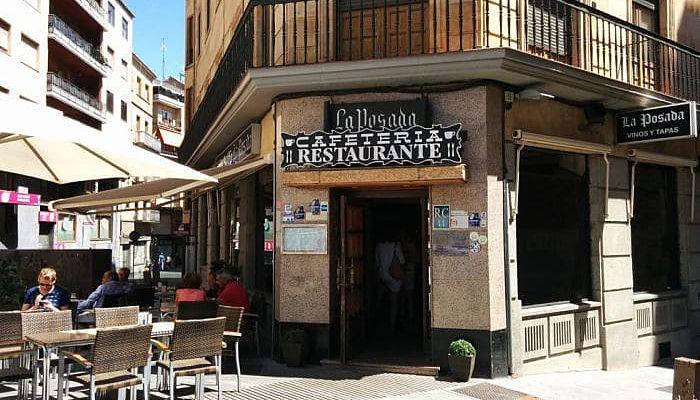 La Posada Restaurantes en Salamanca