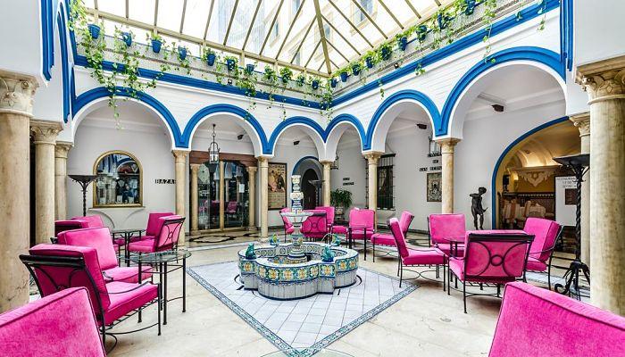mejores hoteles de Sevilla