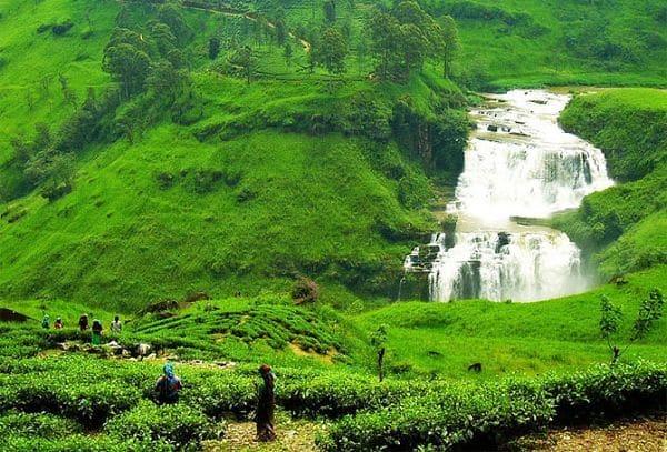 Al sur de Kandy está el encantador pueblo de Nuwara Eliya