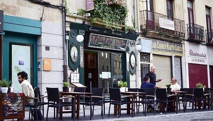 casa de comidas montero Restaurantes en Salamanca