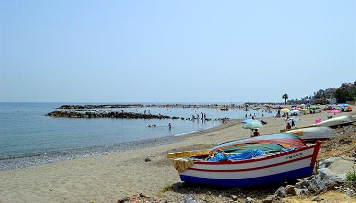 Playa de Nueva Andalucía
