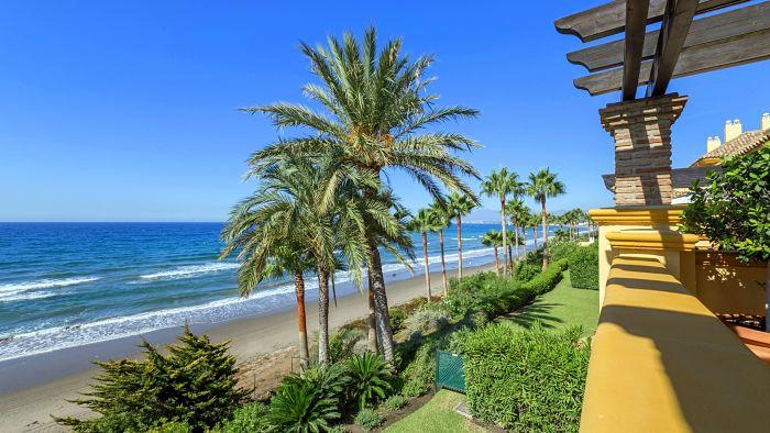 playas de marbella de Río Real