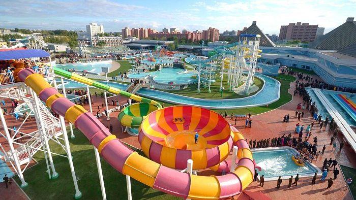 parques acuáticos de España