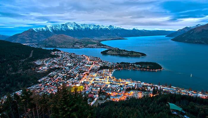 Nueva Zelanda Hd: Turismo En Nueva Zelanda: 8 Lugares Que Debes Visitar