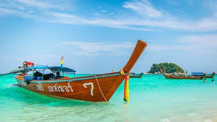 islas de Tailandia