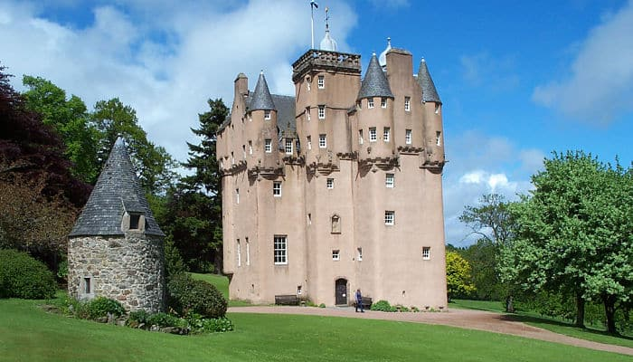 que ver en Escocia