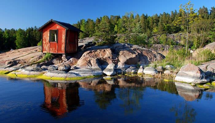 que ver en Suecia