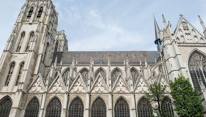 Qué ver en la Catedral de Bruselas