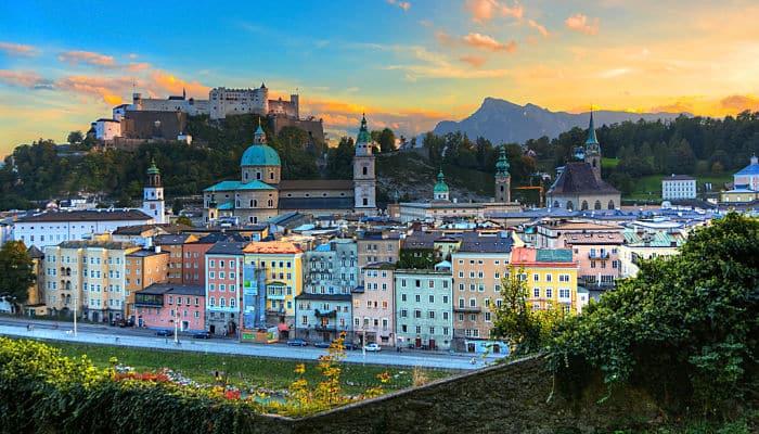 Que Visitar en Salzburgo