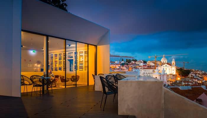 Hoteles de Portugal