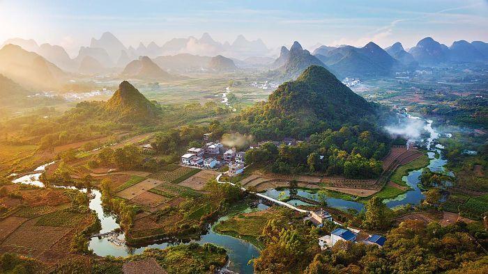pueblos más bellos de China
