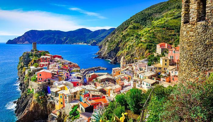 que hacer en Cinque Terre Italia